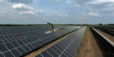 Construction of a solar power plant with a capacity of 10 MW in Kyzylorda, Kyzylorda region