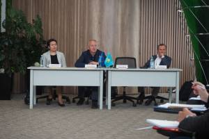 The EU shares its experience on water quality management with Central Asia